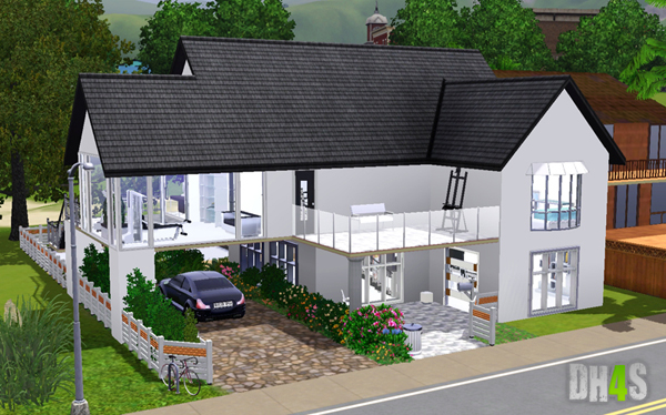 Image Maison Sims 4 Fabulous Gallery Of Sims House Plans Awesome