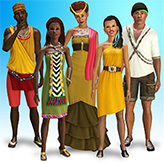 Collection Inspiration africaine