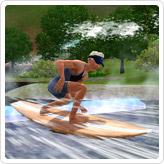 Machine à vagues Super Surf & Soleil