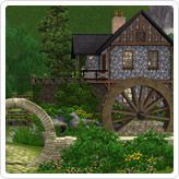 Brunch au vieux moulin
