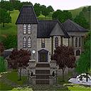 gothique library - Objets du store gratuits