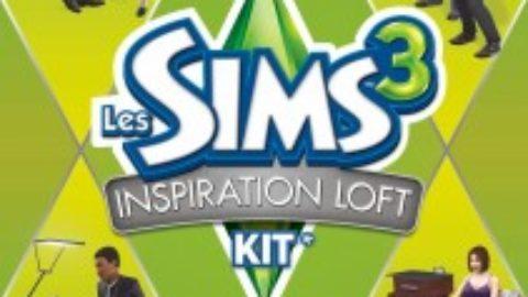 Les Sims 3 Inspiration Loft KIT