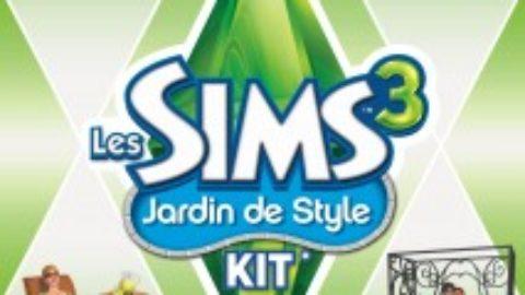 Les Sims 3 Jardin de Style KIT