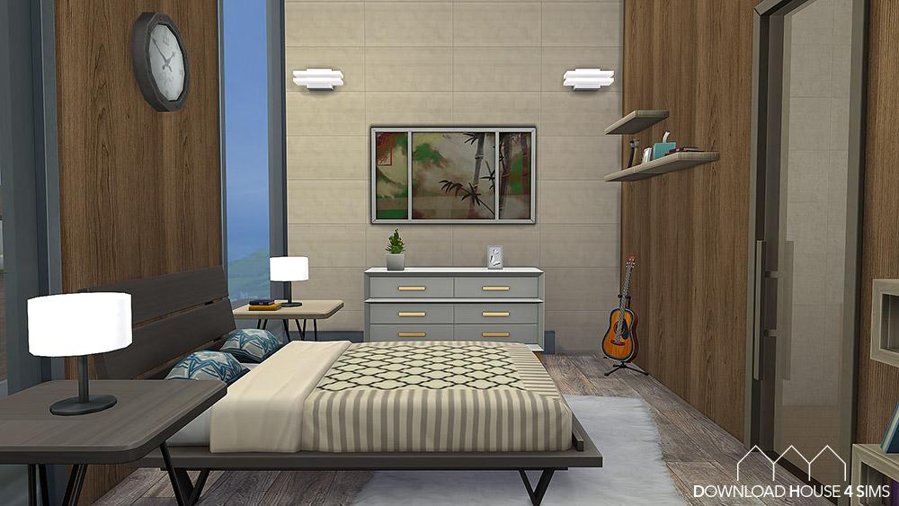 Maison-Sims-4-150-Rue-des-artistes-11