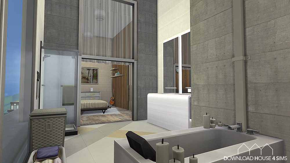 Maison-Sims-4-150-Rue-des-artistes-14