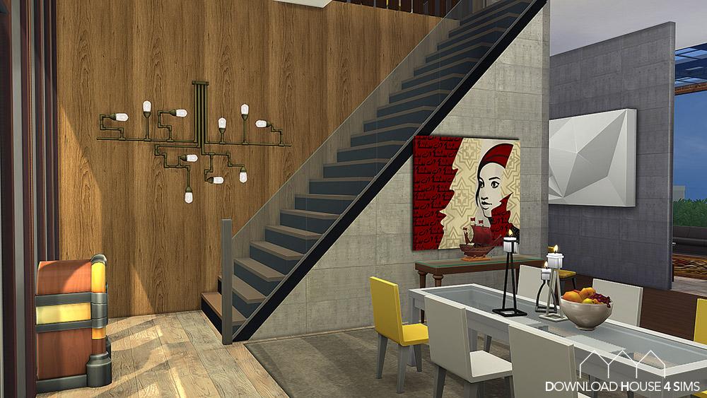 Maison-Sims-4-150-Rue-des-artistes-15