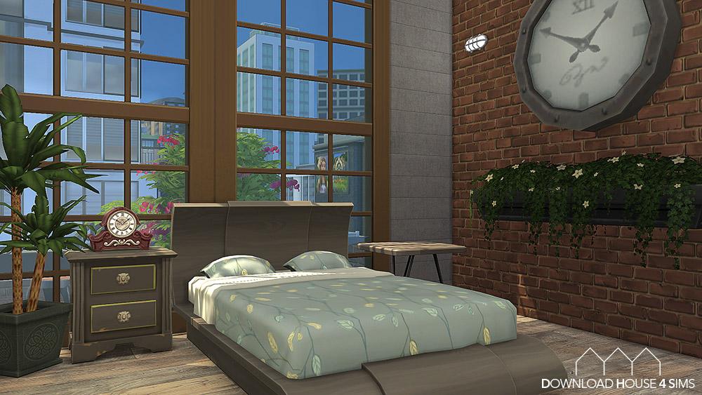 Maison-Sims-4-150-Rue-des-artistes-16